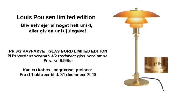 PH 3_2 RAVFARVET GLAS